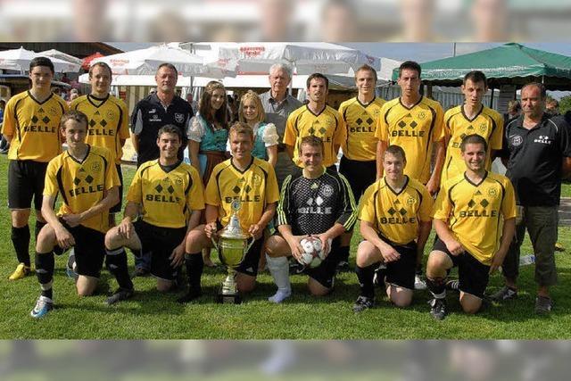 SC Wyhl holt den Pokal