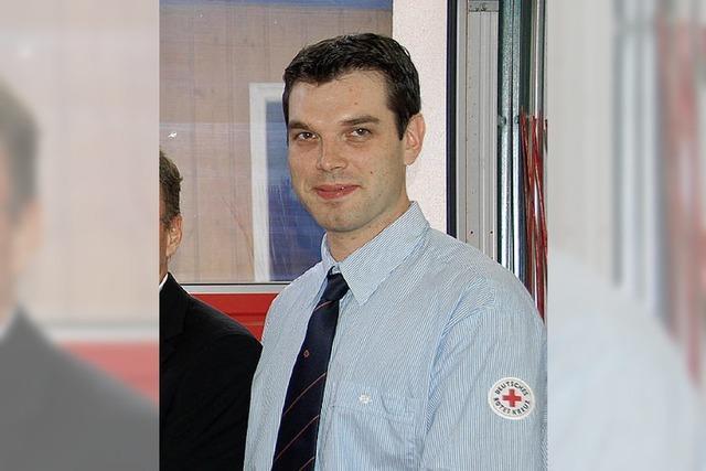 Platz drei für Vörstettens Rotes Kreuz
