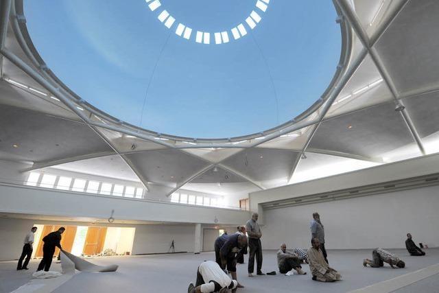 Grünes Licht für Nutzung der neuen Moschee in Straßburg
