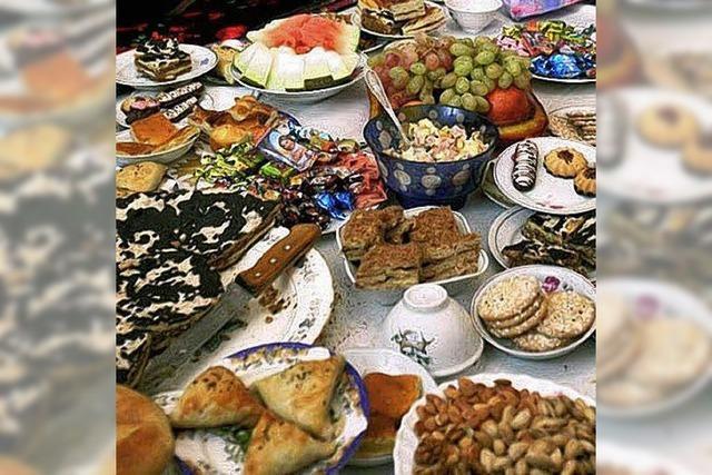 Der Ramadan macht gar glücklicher