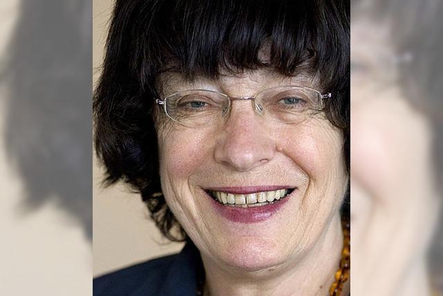 Staatsrätin Gisela Erler soll für mehr Bürgerbeteiligung sorgen