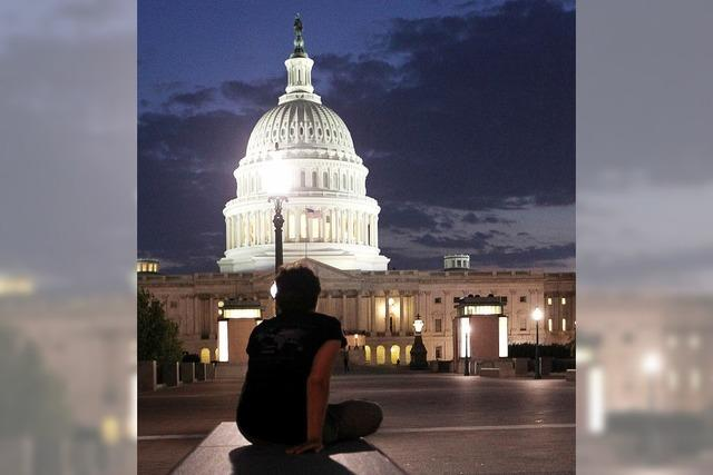 USA wenden Staatspleite ab