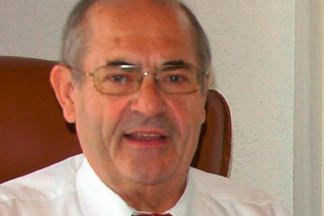 Trauer um Altbürgermeister Schwald