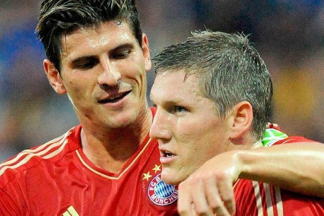 3:0 im Pokal: FC Bayern nimmt erste Hürde der Saison