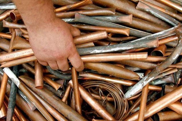 Wie die Firma Klotter aus der Ortenau Metalldiebe stoppen will