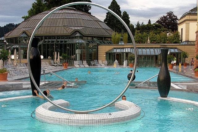 Zahl der Hotelgäste in Badenweiler gestiegen