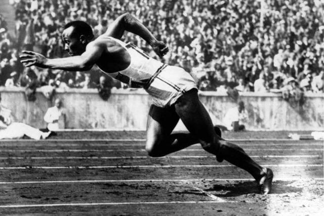 Jesse Owens: Schwarzer Star der Nazi-Spiele