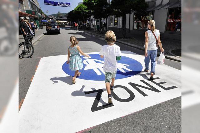 Klare Zeichen für die Turmstraße