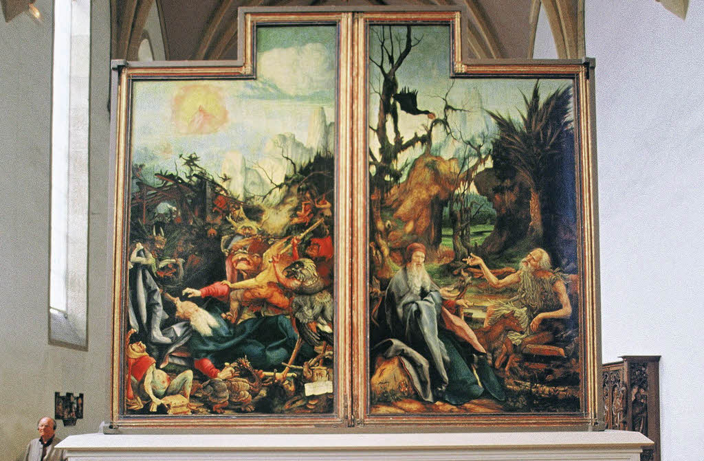 Isenheimer Altar Colmar