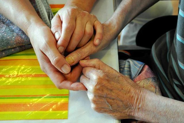 Antrittsprämie für Pfleger