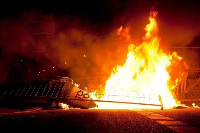 Kommando Rhino: Gewalt eskaliert in der Nacht