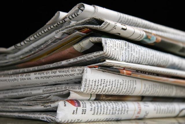 Vauban abgeriegelt – BZ-Abonnenten blieben ohne Zeitung