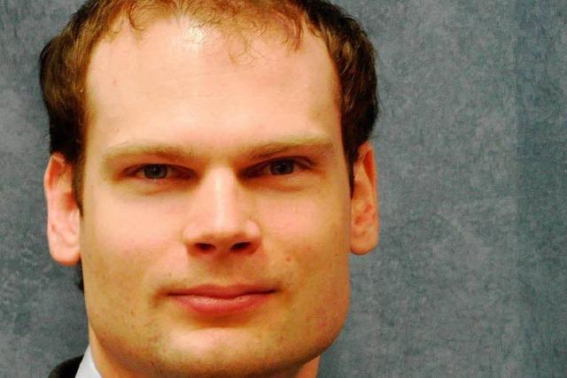 Jan Seeger ist neuer DRK-Geschäftsführer