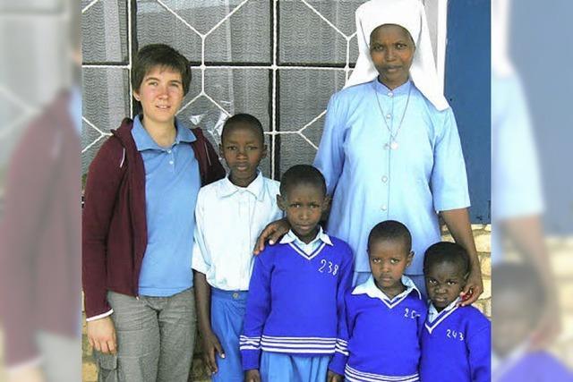 Ein Herz für Kinder in Afrika