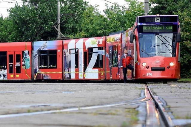 Bus- und Straßenbahnfahrer streiken am Freitag