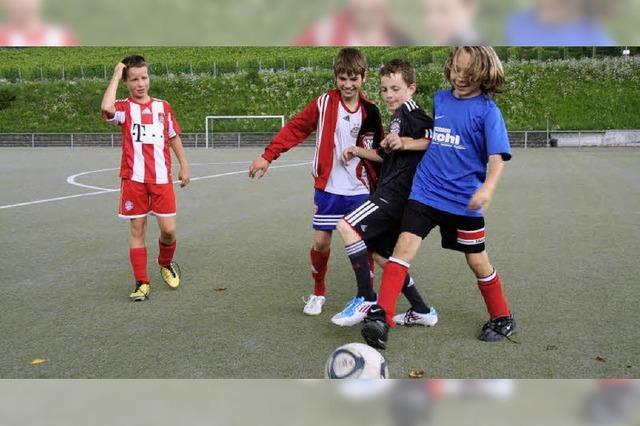 Finanzspritze für Ebringer Fußballer