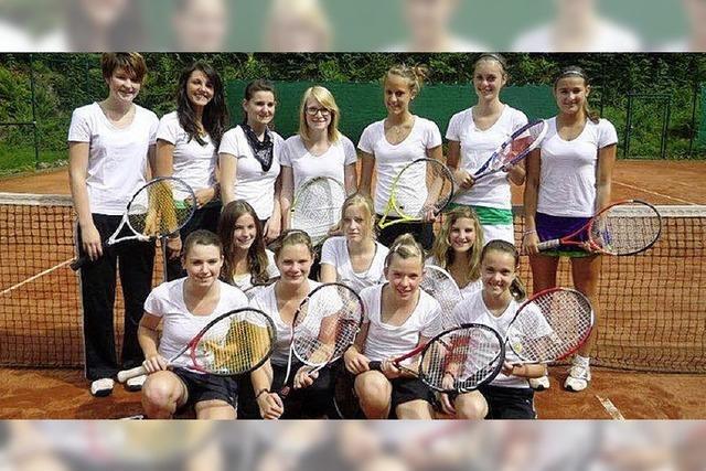 Tolle Erfolge für Schönauer Tennis-Nachwuchs