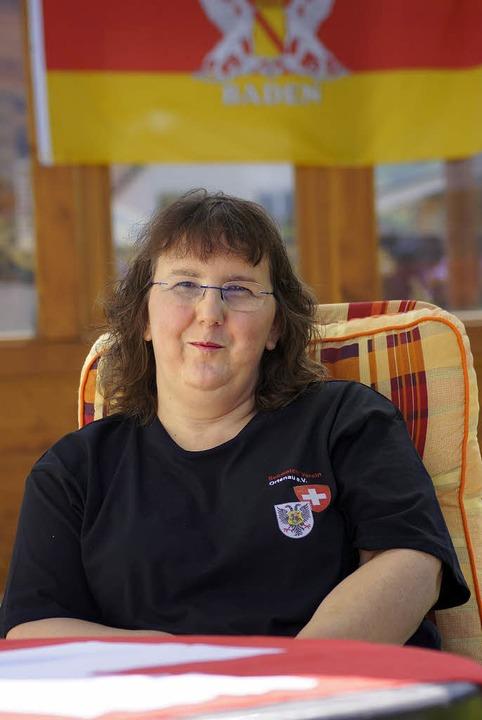 Präsidentin vom Schweizerverein-Ortenau  | Foto: cjz