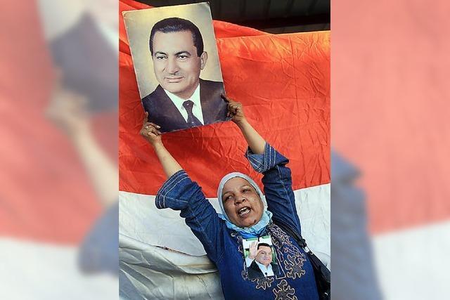 Nicht nur Mubarak geht es an den Kragen