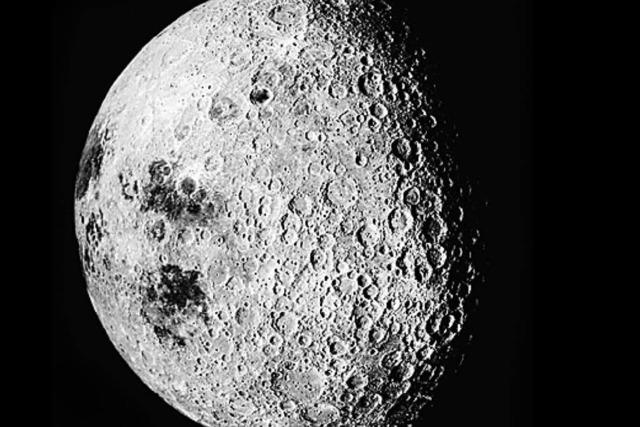 Hatte die Erde früher zwei Monde?