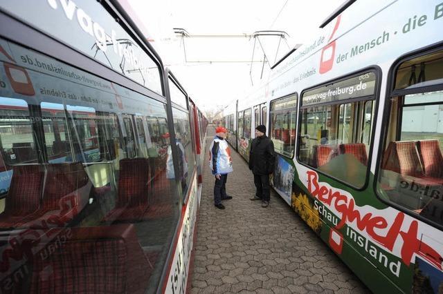 Streik in Freiburg – Trams und Busse fahren am Freitag nicht