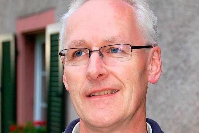 Heimatforscher Fred Wehrle: