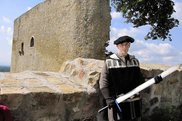 Von Rittern, Kriegen und einem legendären Schatz