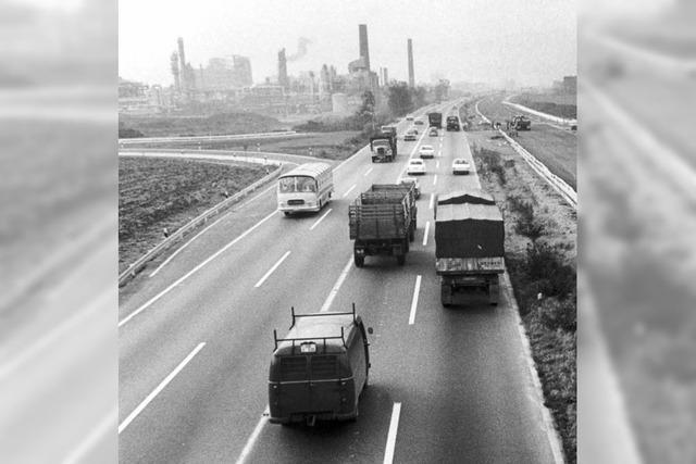 GEISTESBLITZE: Adenauers Autobahn