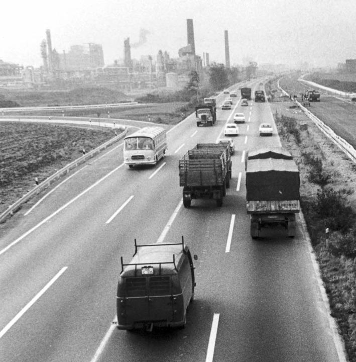 Hitlers Plagiat: Deutschlands Autobahnen   | Foto: dpa