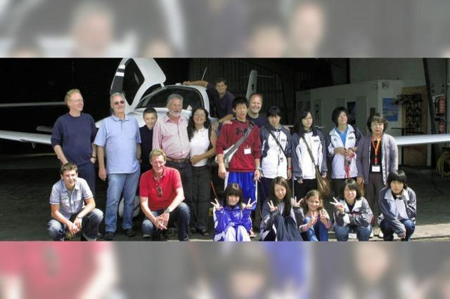 Sport als Brücke für deutsch-japanischen Austausch