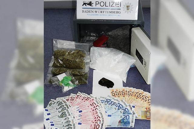 Schwunghafter Drogenhandel