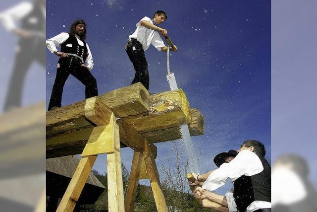 Handwerk, Holz und harte Kerle