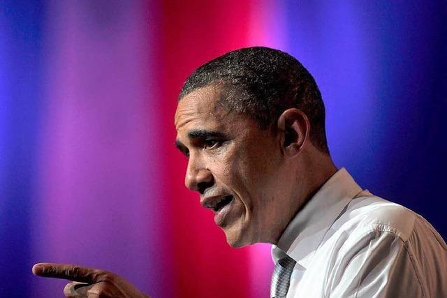 Obama feiert 50. Geburtstag mit einer Spenden-Gala