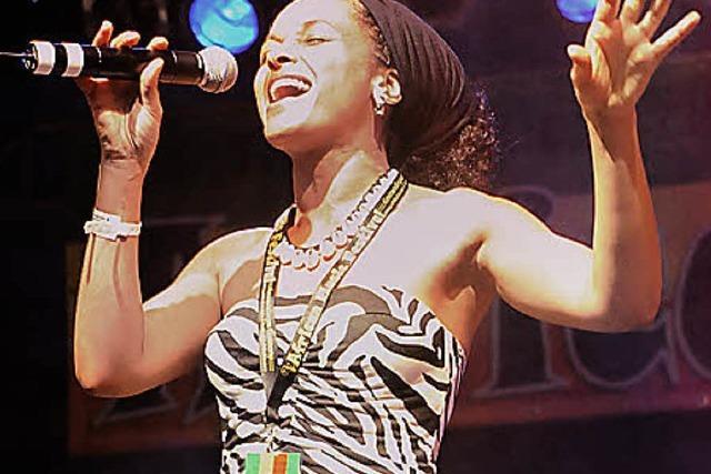 Die ganze Vielfalt der Afro-Musik