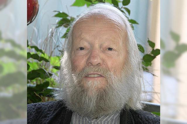 Theophil Maier wird 80 Jahre