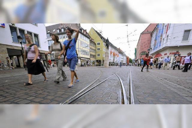 Ein entspannter Streiktag in Freiburg