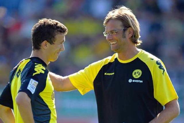 Dortmund will mit jungen Spielern für Furore sorgen