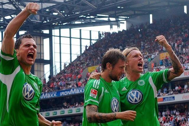 Perfekter Saisonstart für Wolfsburg und Stuttgart