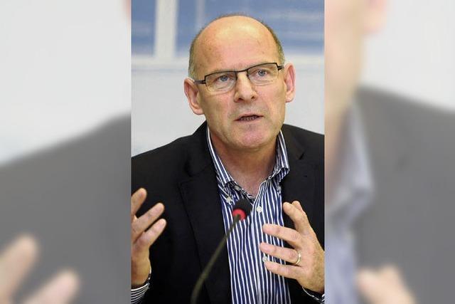 Verkehrsminister Hermann in Herbolzheim zu Gast