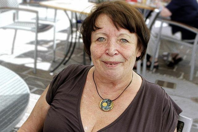 Die Rechtspflegerin Doris Ortner-Gutberlet geht in Rente
