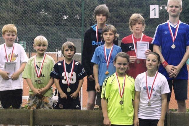 Jugendliche ermittelten ihre Sieger