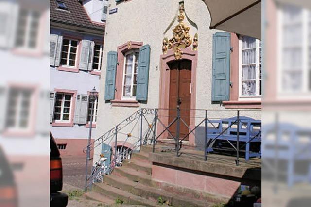 BZ-BILDERRÄTSEL: Kirchstraße 1