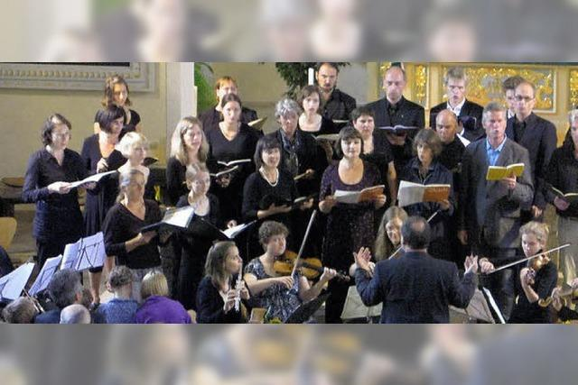Leid und Hoffnung in Bachs Kantaten