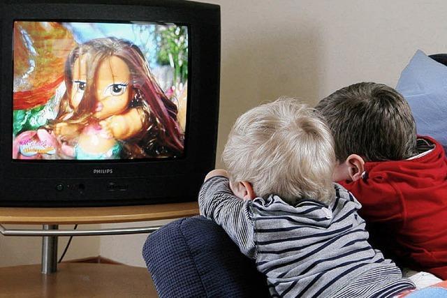 So lernen Kinder richtig fernsehen