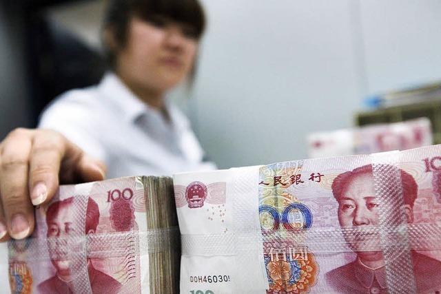 Sogar Peking hat Probleme