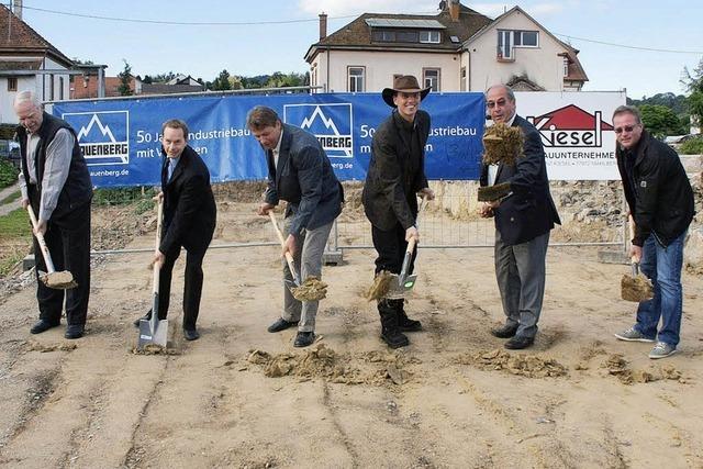 Weingut Bastian: Nach verheerendem Brand Startschuss für Neubau