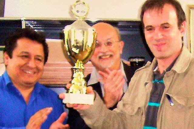 Schachclub Emmendingen badischer Pokalsieger