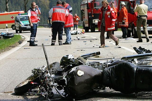 Zahl der Unfälle schnellt nach oben