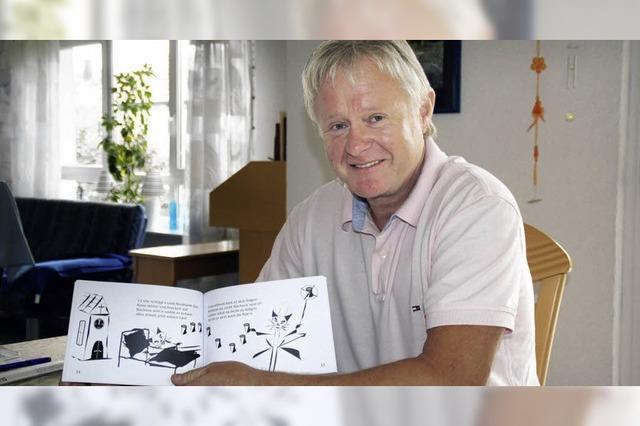 Erwin Witt aus Weisweilveröffentlicht Buch über das Kochen