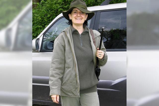 Immer mehr Frauen gehen jagen